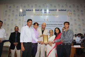 SRISTI's GYTI Awards: Electronic Support System for people with hearing and speaking disabilities